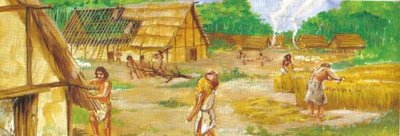 aldeas neolíticas