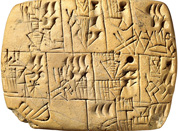 pictografía cuneiforme