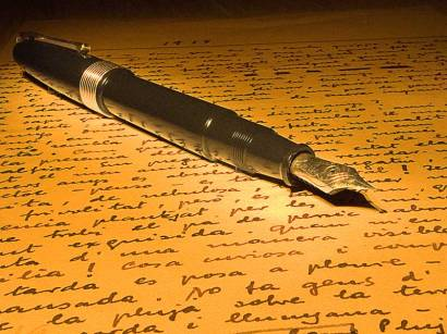 Escribir una carta